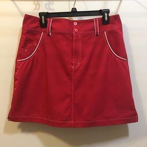 Adidas climacool golf walking skirt. Size 10